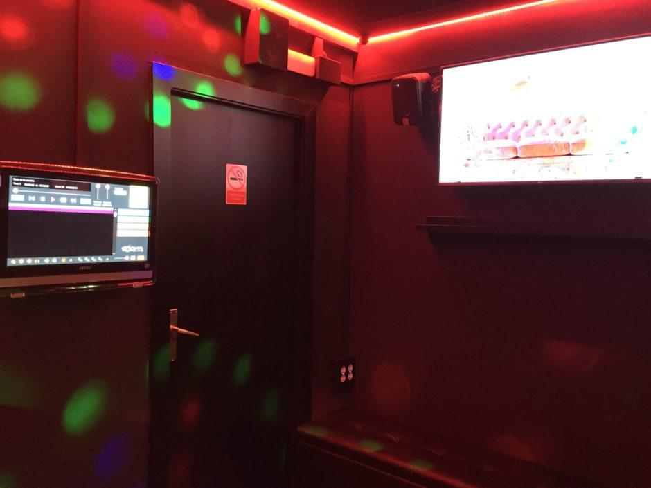 Cabina Karaoke