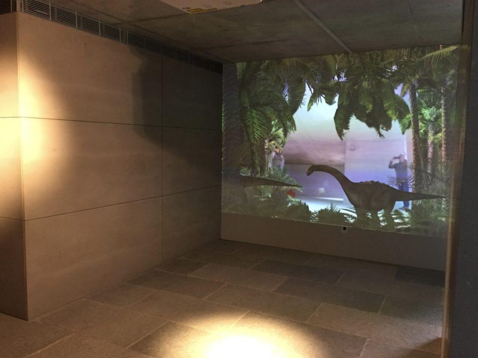 Centre d'interpetació Dinosaures Fumanya