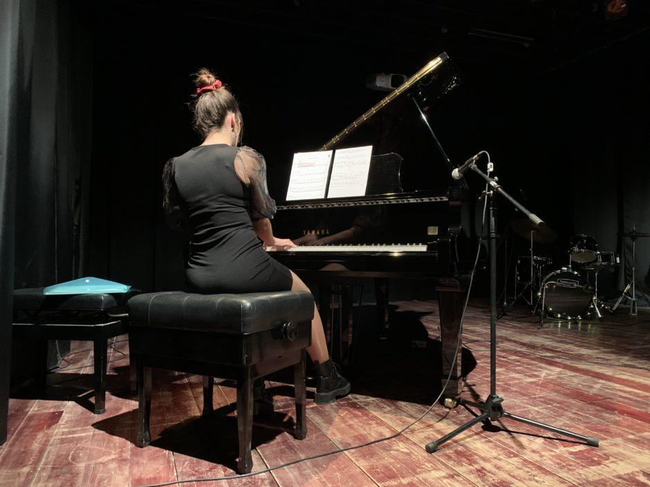 II Conceert Benefic - Laura Fernández