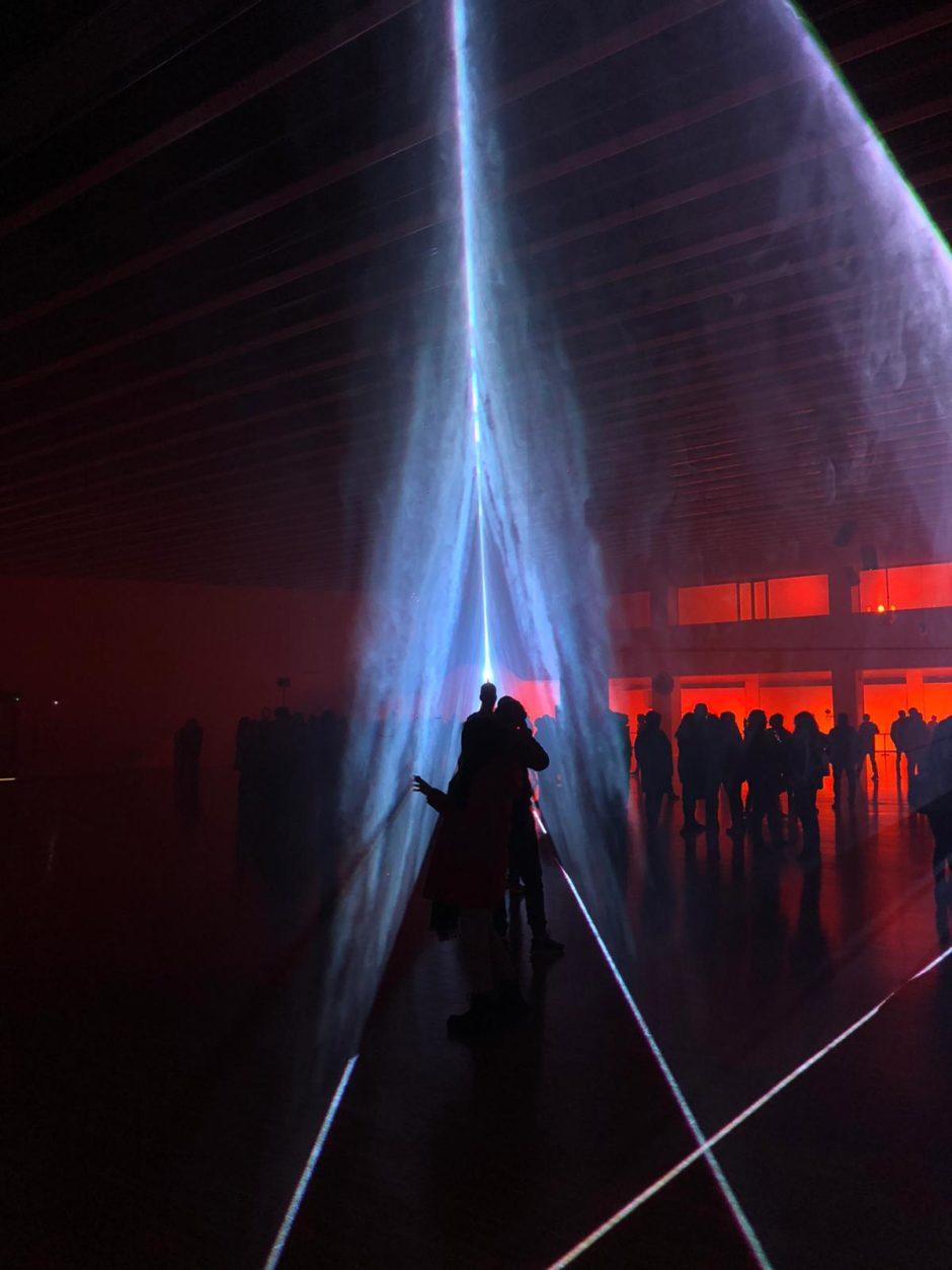 Llum BCN Laser